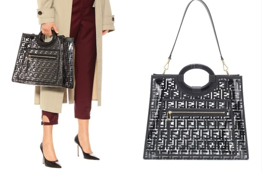 Fendi Runway Tote Review - Featured Image