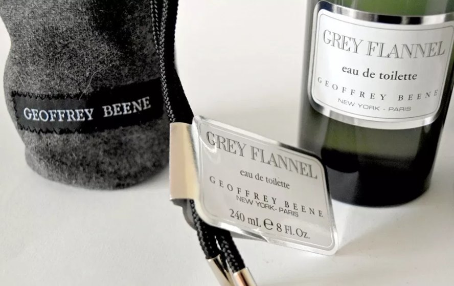 Grey Flannel by Geoffrey Beene Review - Featured Image 2
