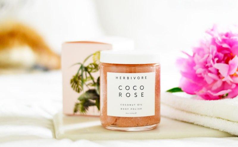 Herbivore Coco Rose Coconut Oil Body Polish