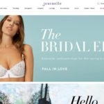 Journelle home page screenshot on April 22, 2019