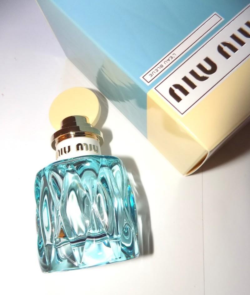 L'eau Bleue by Miu Miu Review 2