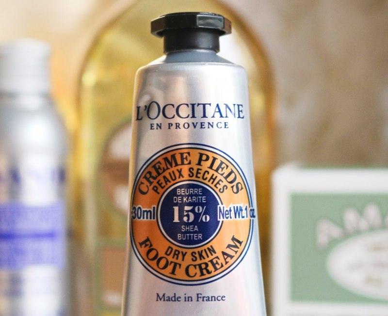 L'Occitane 15% Shea Butter Foot Cream