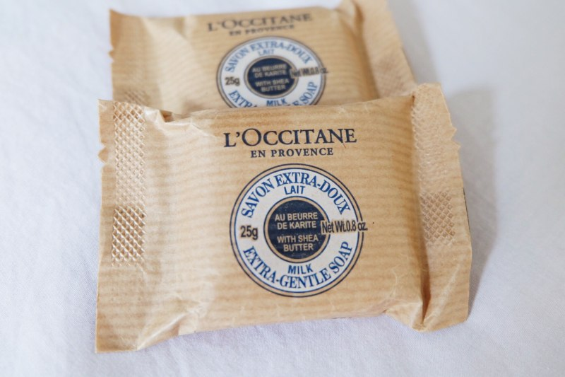 L'Occitane Extra-Gentle Vegetable Based Soap Enriched with Shea Butter
