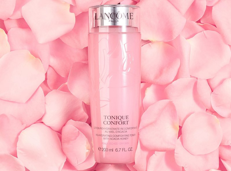 Lancome Tonique Confort Re-Hydrating Comforting Toner with Acacia Honey