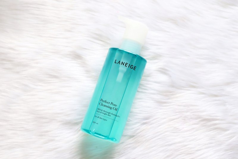 Laneige Perfect Pore Cleansing Oil 1