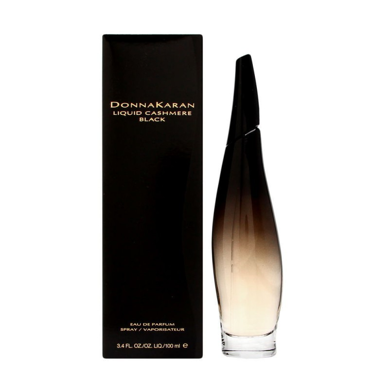 Liquid Cashmere Black by Donna Karan Review 2