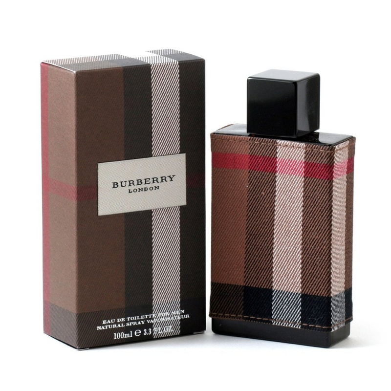 London for Men by Burberry Review 2