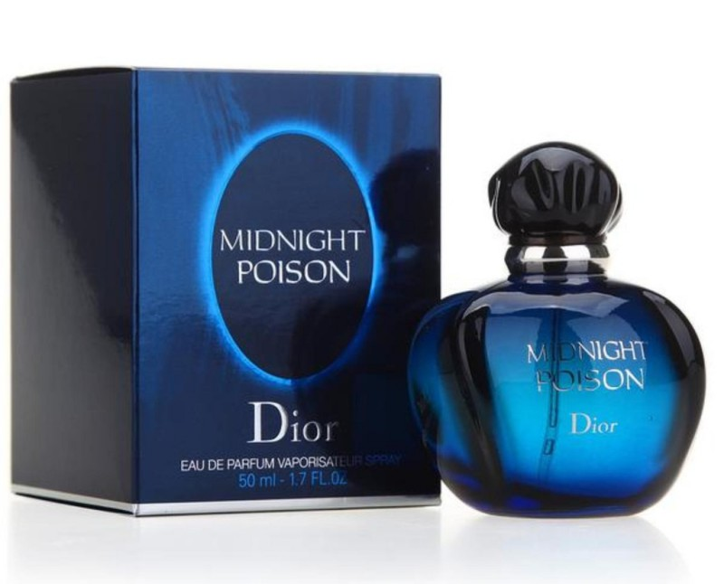 Midnight Poison by Dior Review 2