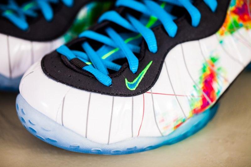 Nike Air Foamposite One PRM 'Weatherman' 5