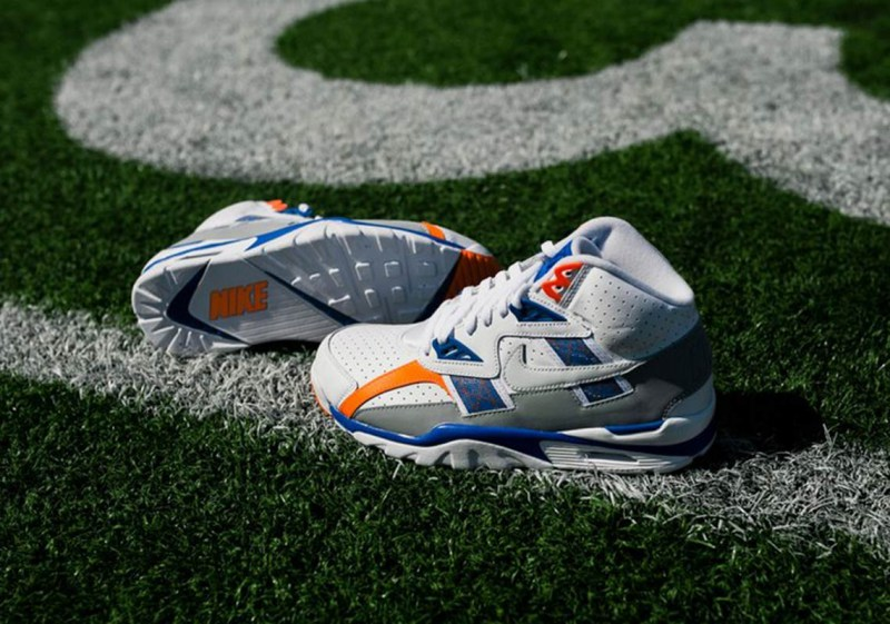 sports shoes 9065a 9affa Nike Air Trainer  Bo Jackson  Reverse Auburn Review