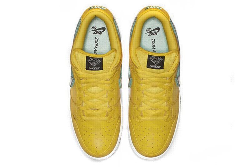 Nike-Diamond-Supply-Co-x-Dunk-Low-Pro-SB-Canary-Diamond-2