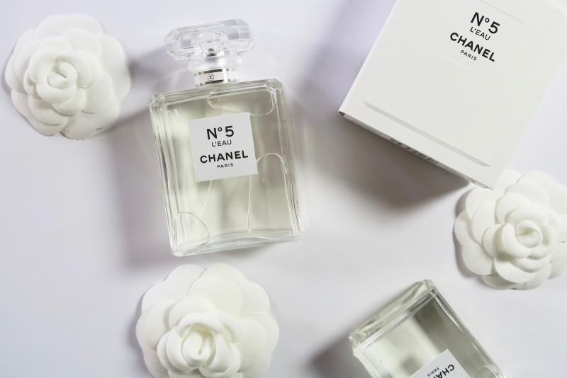 No. 5 L'Eau by Chanel Review 1