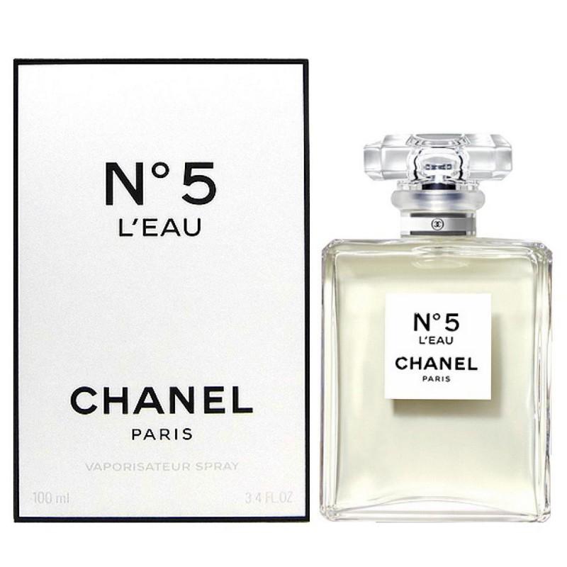 No. 5 L'Eau by Chanel Review 2