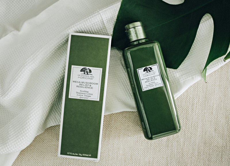 Origins Dr. Andrew Weil For Origins™ Mega-Mushroom Relief & Resilience Soothing Treatment Lotion 1