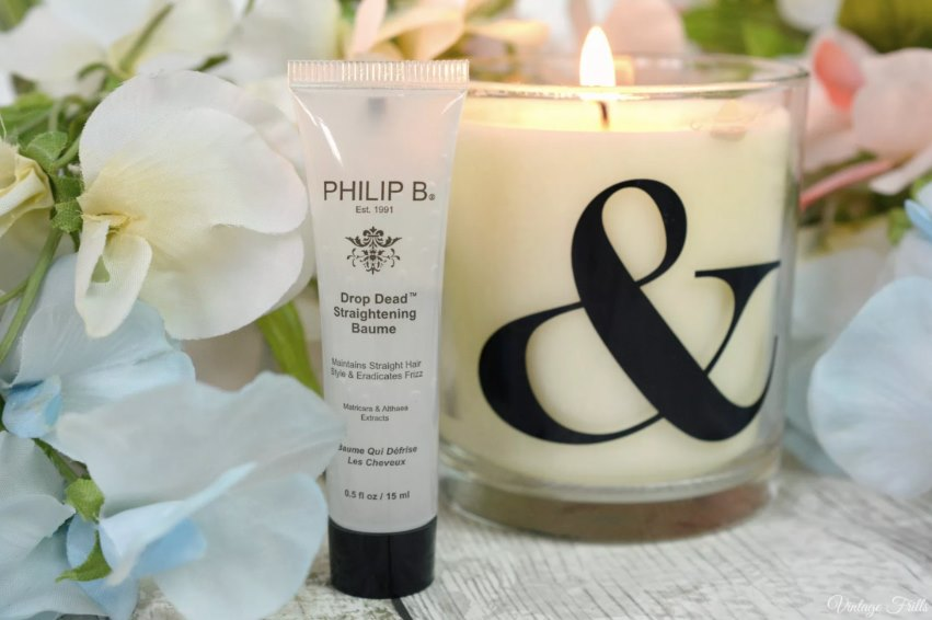 PHILIP B Drop Dead Straightening Baume Review