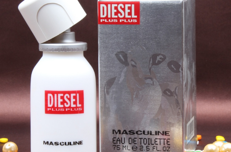 Plus Plus Masculine by Diesel Review 1