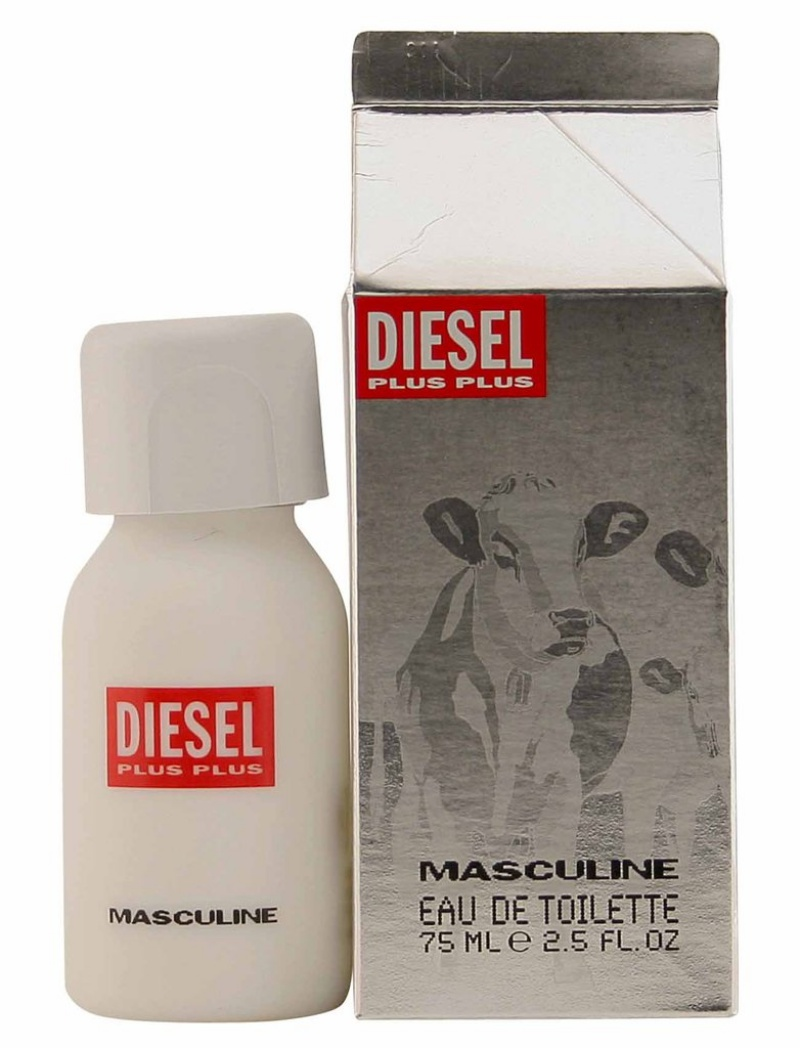 Plus Plus Masculine by Diesel Review 2
