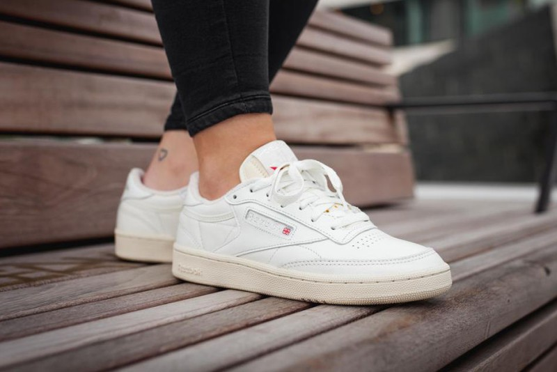 93062f1231f Reebok Club C 85 Vintage  Chalk  Review