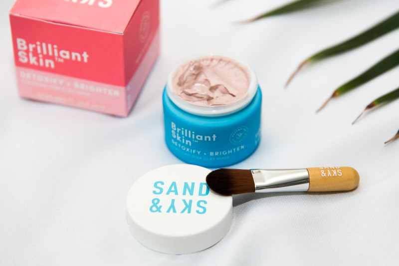 Sand & Sky Purifying Pink Clay Mask 1