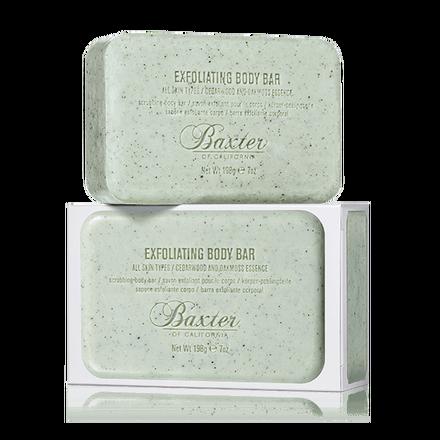 Baxter of California Men's Exfoliating Body Bar Soap 1