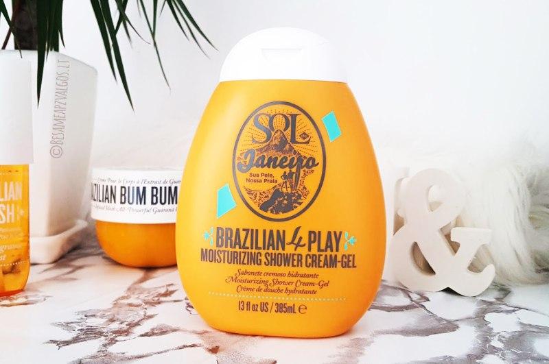 Sol De Janeiro Brazilian 4 Play Moisturizing Shower Cream-Gel 1