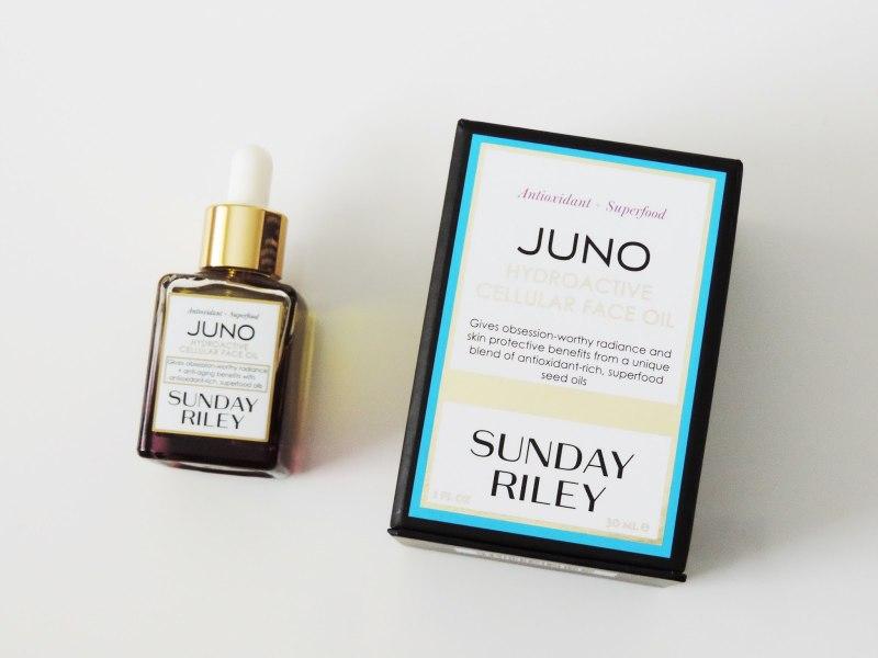 Sunday Riley Juno Hydroactive Cellular Face Oil 1