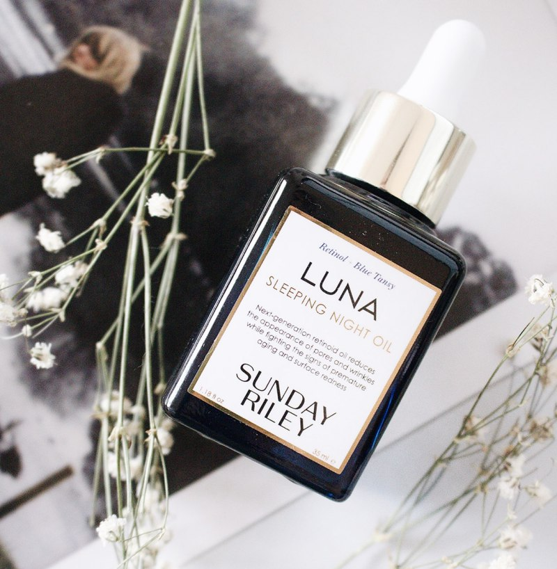 Sunday Riley Luna Sleeping Night Oil 1