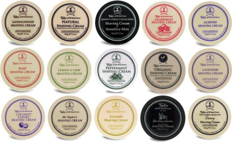 Taylor of Old Bond Street Shaving Cream 2