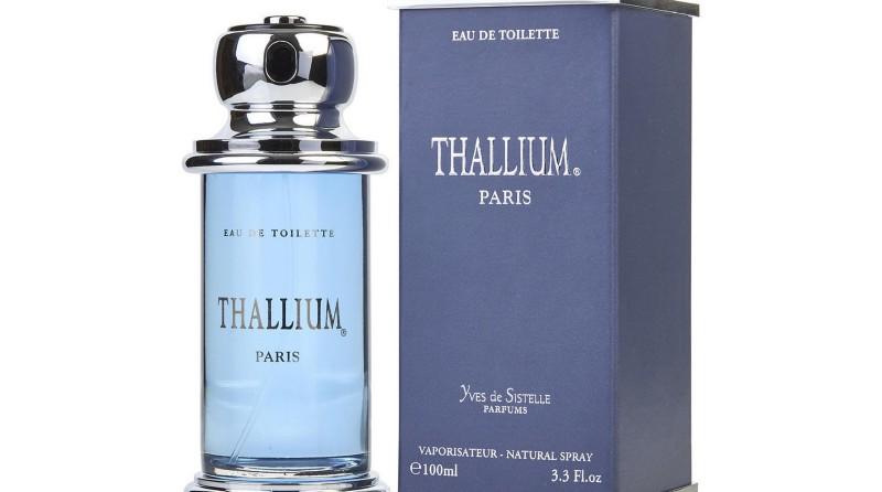 Thallium by Yves De Sistelle Review 1