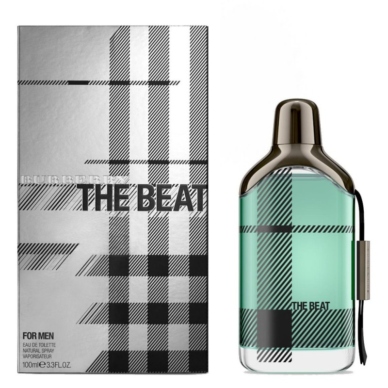 The Beat for Men by Burberry Review 2