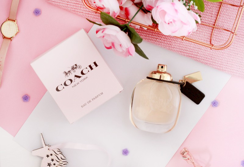 The Fragrance by Coach Review 1