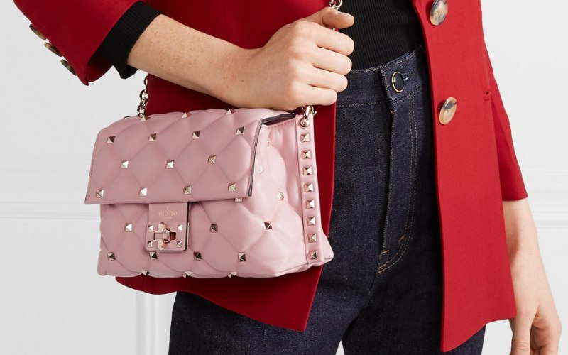 Valentino Candy Stud Bag