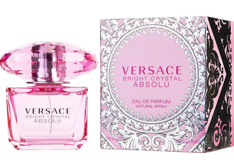 Versace Bright Crystal Absolu by Versace Review 2