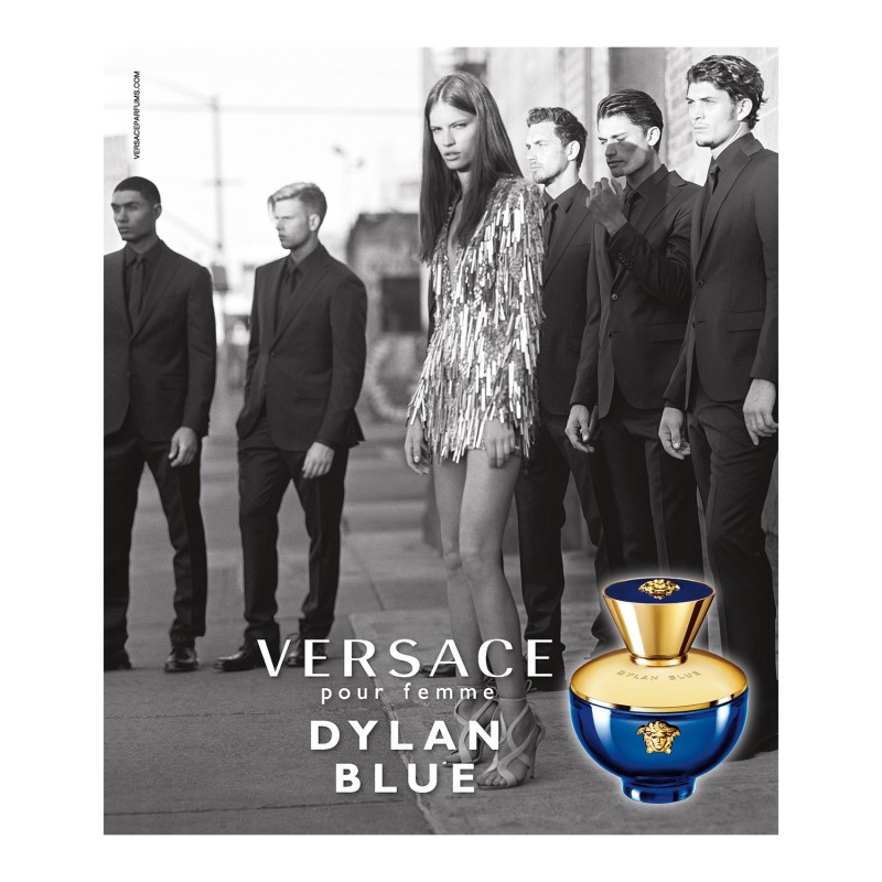 Versace Dylan Blue Pour Femme by Versace Review 2