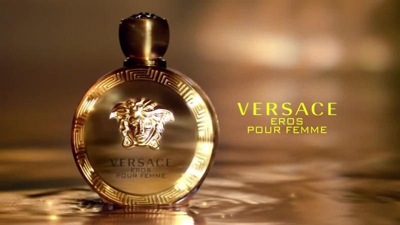 Versace Eros Pour Femme by Versace Review 1