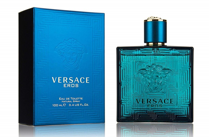 Versace Eros by Versace Review 1
