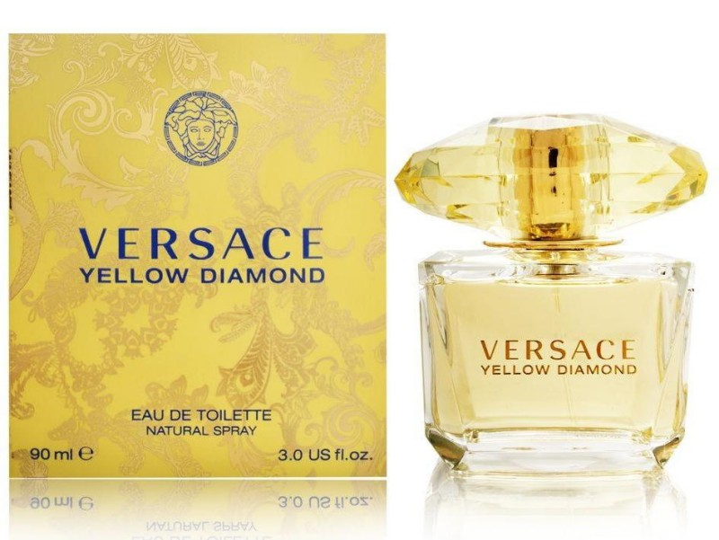 Versace Yellow Diamond by Versace Review 2