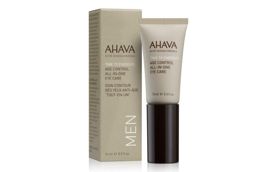 AHAVA Mens Age Control All in One Eye Care