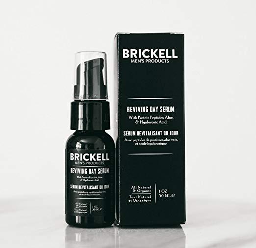 Brickell Men's Anti Aging Reviving Day Serum for Men 1