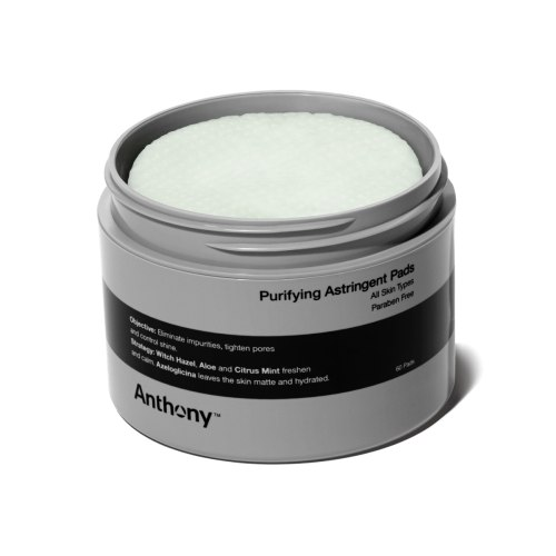 Anthony Purifying Astringent Pads 1
