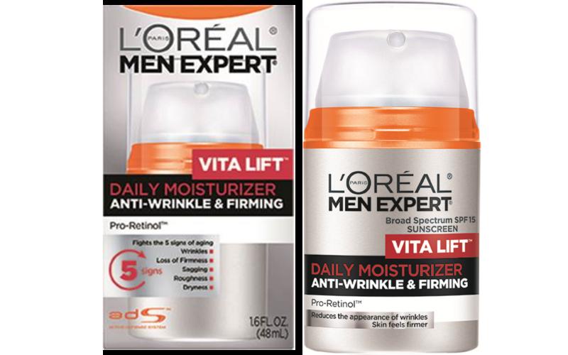 LOréal Paris Men Expert VitaLift Anti-Wrinkle & Firming Face Moisturizer
