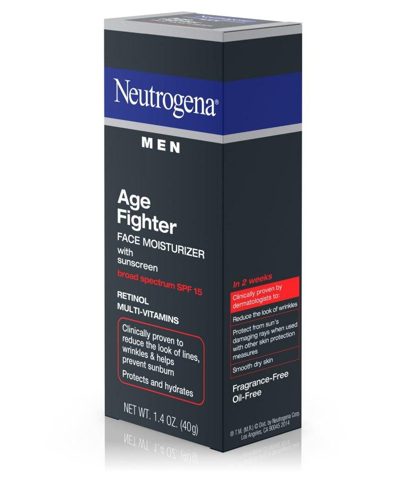 Neutrogena Men Age Fighter Face Moisturizer 1