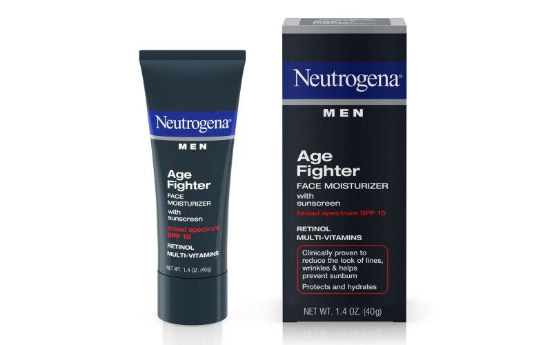 Neutrogena Men Age Fighter Face Moisturizer