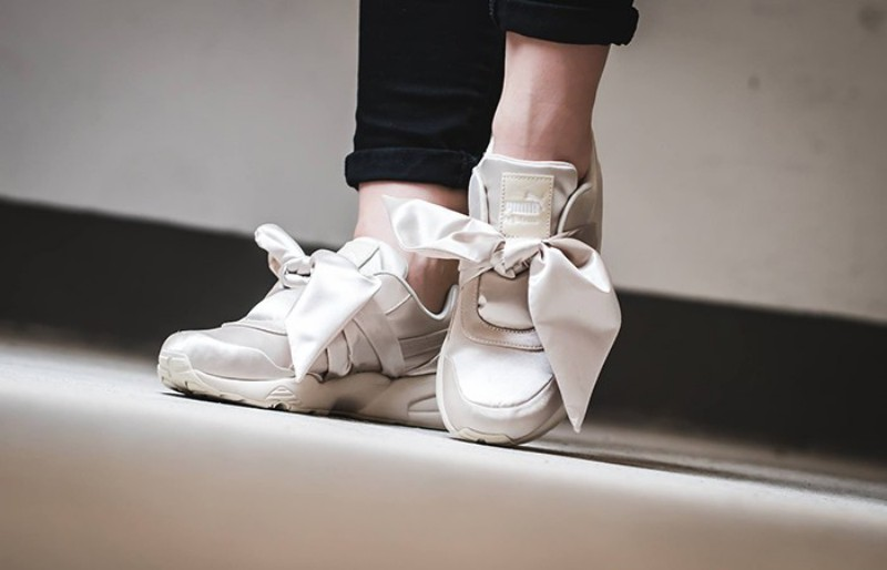 Rihanna x Puma Fenty Bow Trinomic Review
