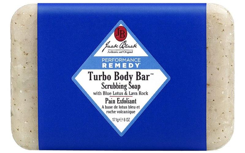 Jack Black Turbo Body Bar Scrubbing Soap 1