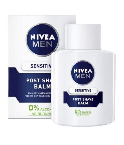 Nivea for Men Sensitive Post Shave Balm 1