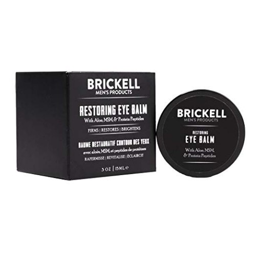 Brickell Men's Restoring Eye Cream 1
