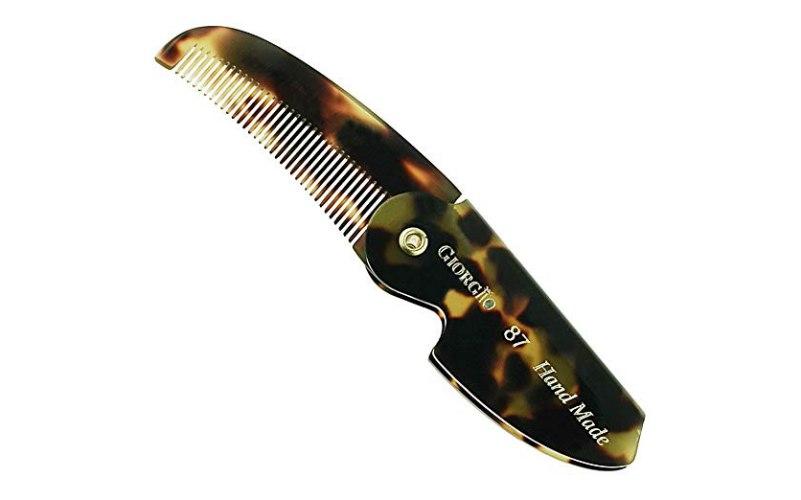 Giorgio G87 Folding Pocket Comb