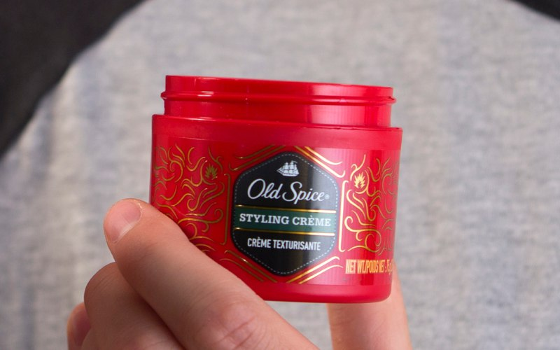 Old Spice Cruise Control Styling Cream for Men