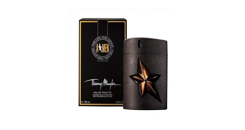 A Men Pure Leather by Thierry Mugler Review 2
